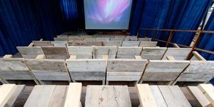 Pop-Up Cinema Arrives In Stratford