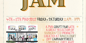 This Weekend: Craft Jam @ Things British In Kingly Court