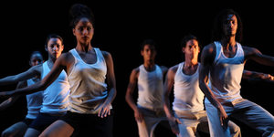 Dance Review: Danza Contemporánea de Cuba, Mixed Bill @ Sadler's Wells
