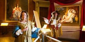 Preview: Life Drawing Night @ Hampton Court Palace