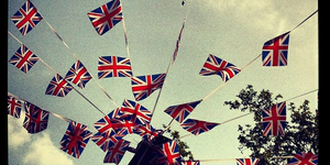 The Friday Photos: Union Jacks