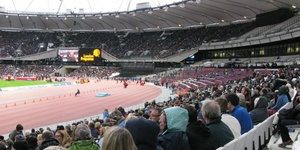 Olympic Stadium: An Athletics Spectator's Guide