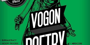 Lit Preview: Vogon Poetry Slam @ Hackney Picturehouse