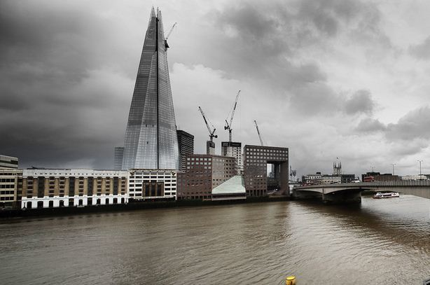 Tonight: Channel 4 Documentary On The Shard