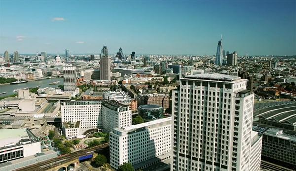 Video: Timeless - London Timelapse