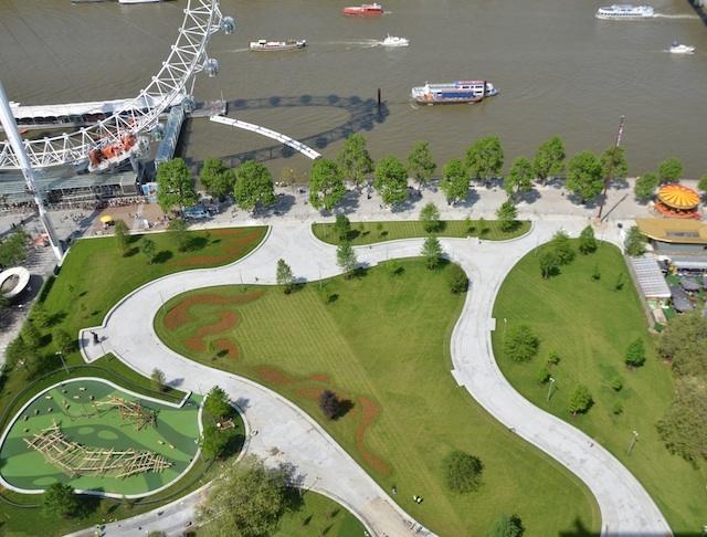 New-Look Jubilee Gardens Open In Time For Jubilee