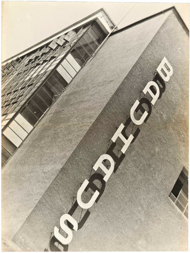 Iwao Yamawaki, Bauhaus building, 1930–32