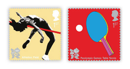 Team GB Gold Medallists To Star On Next Day Olympic Stamps