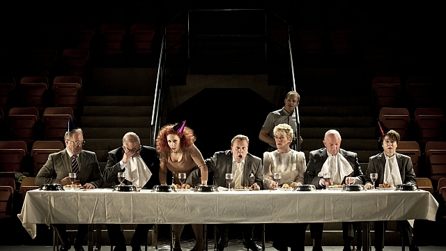 Opera Review: Caligula @ London Coliseum