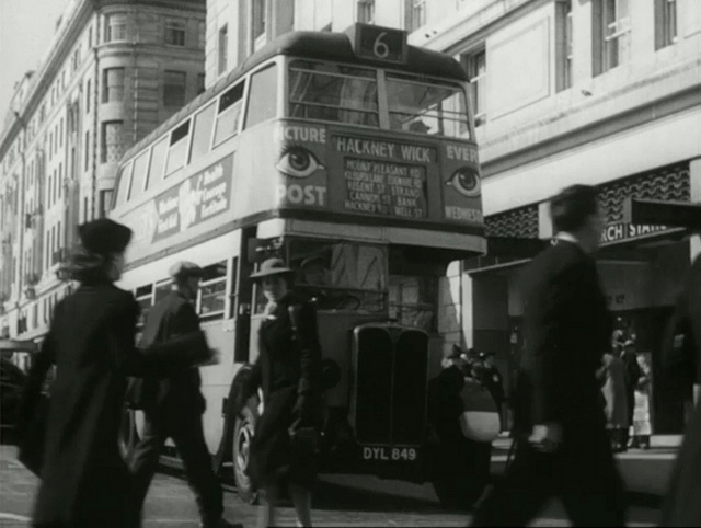 British Council Releases Old Footage Of London