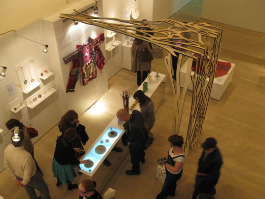 Collect, Saatchi Gallery, Photo courtesy Jill Blackwood
