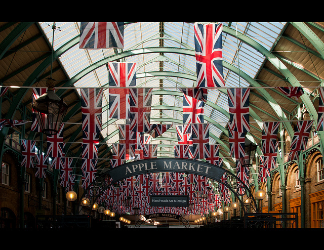 Covent Garden, by Stuart-Lee