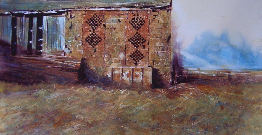 David Poxon, Barn Doors