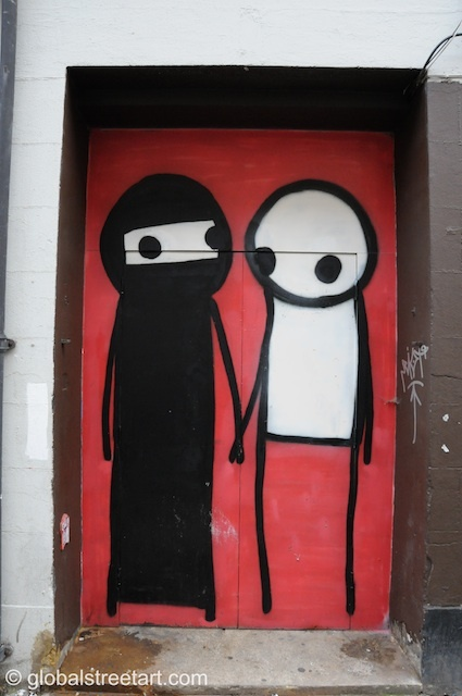 Interview: Street Artist Stik