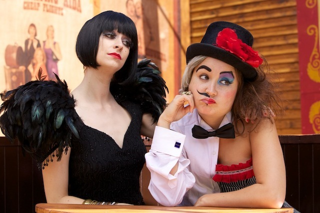 Review: EastEnd Cabaret @ London Wonderground