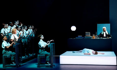 Opera Review: Einstein on the Beach @ Barbican Theatre