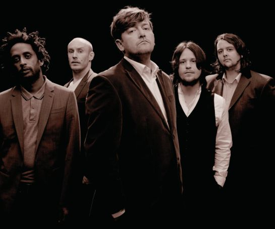 Elbow's Olympic Soundtrack Unveiled