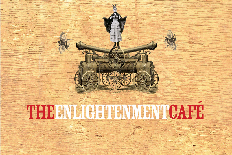 Theatre Preview: The Enlightenment Cafe @ Old Vic Tunnels