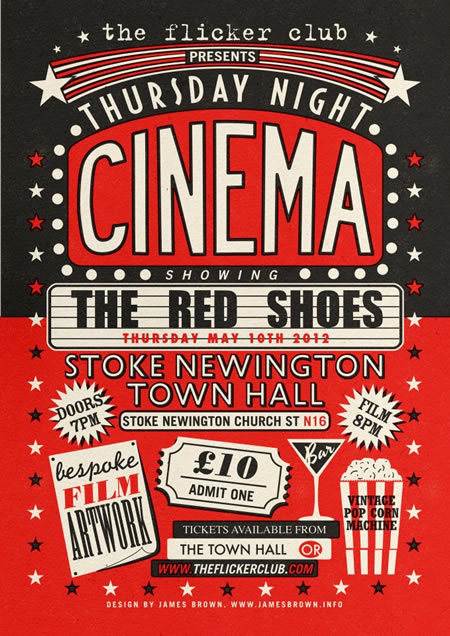 Boutique Film Club Comes to Stoke Newington Town Hall