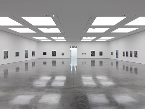 South Gallery, White Cube. Courtesy White Cube.