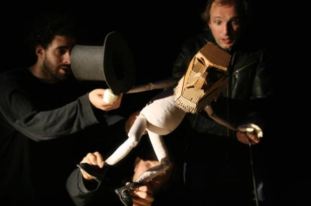 Puppet Interview: Moses, Star Of The Table