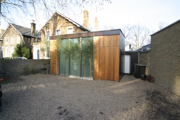 Peckham House, as seen on Grand Designs