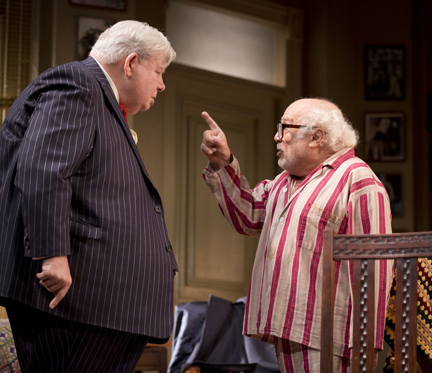 Theatre Review: The Sunshine Boys @ Savoy Theatre