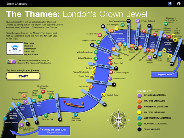 App Review — The Thames: London's Crown Jewel