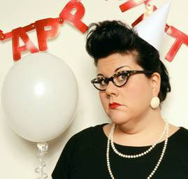 Review: Amy Lamé's Unhappy Birthday @ Camden People's Theatre