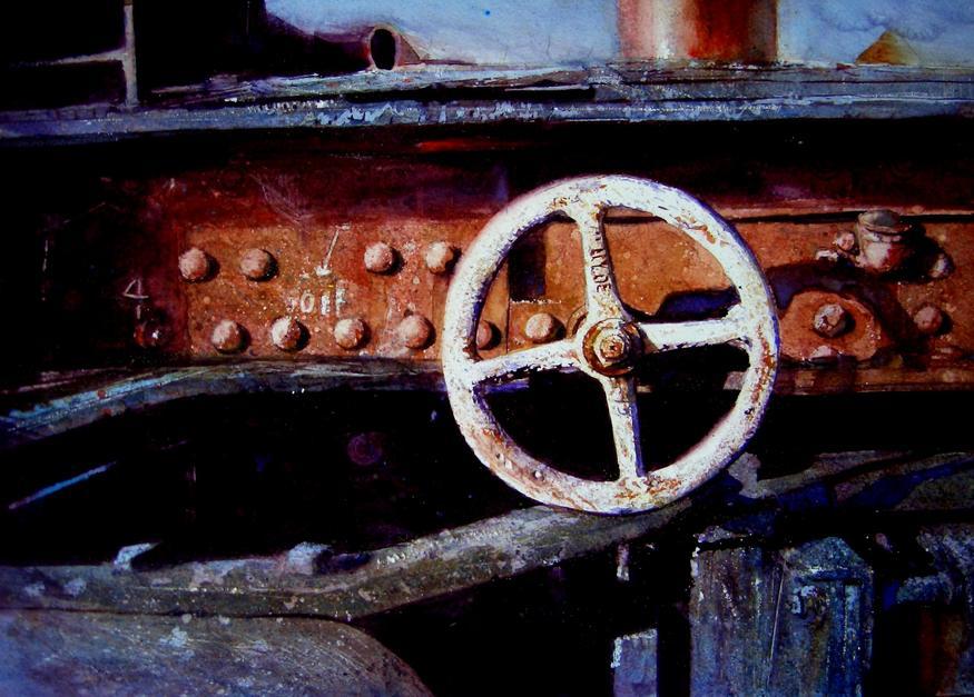 David Poxon, Wheel of Fate
