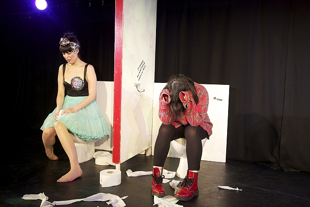 Theatre Review: When Women Wee @ Soho Theatre