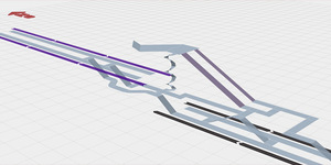 3D Maps Of Tube Stations