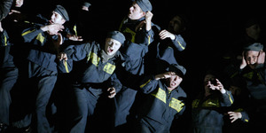 Opera Review: Billy Budd @ Coliseum
