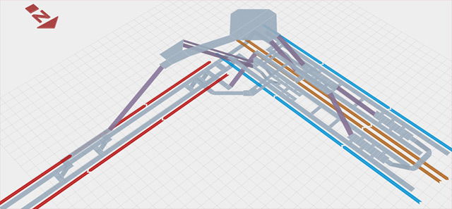3D Maps Of Tube Stations  Londonist