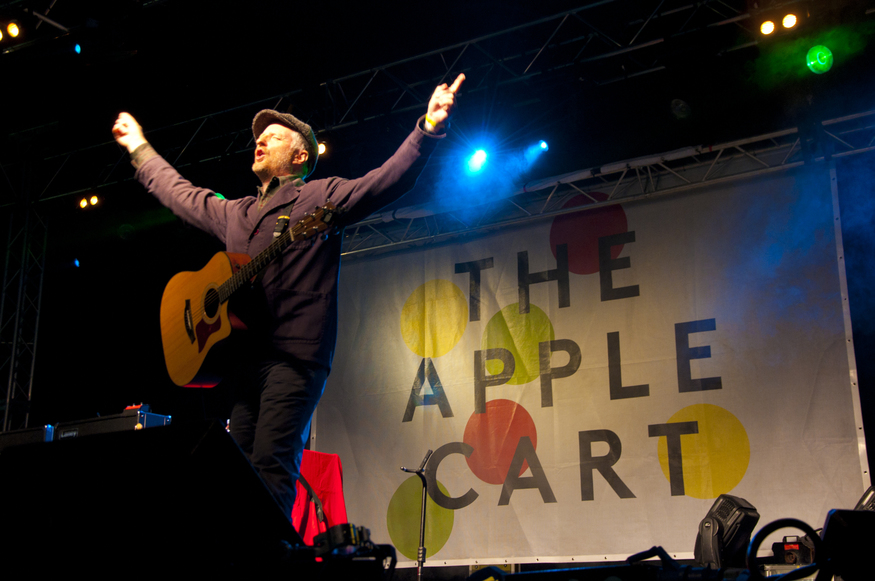 Festival Review: Applecart 2012