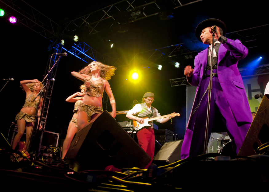 Kid Creole by Andy Thornley