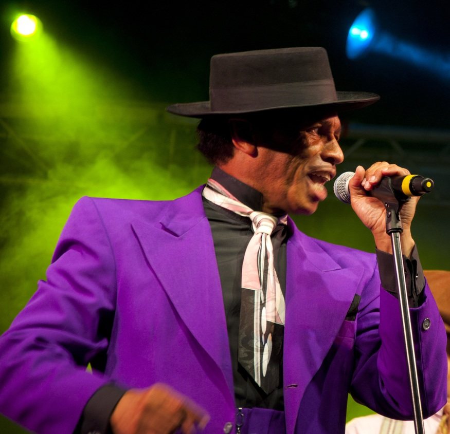 kid creole at applecart