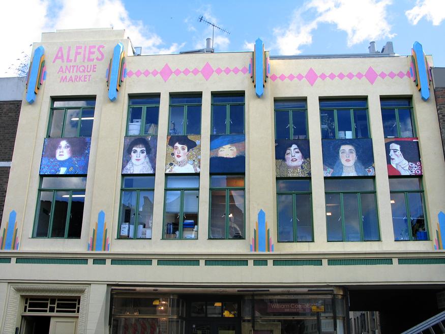 Preview: Alfies Summer Jubilee @ Alfies Antiques Market