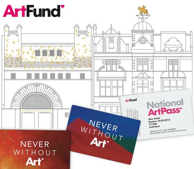 Get A Three-Month National Art Pass for Free