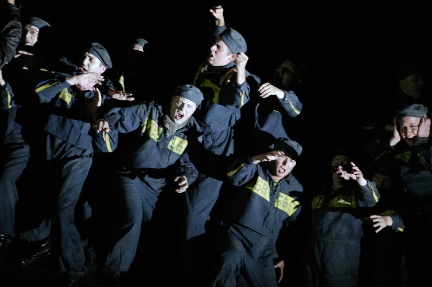 Opera Review: Billy Budd @ Coliseum