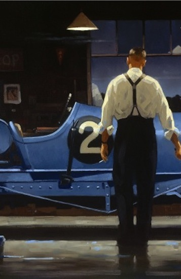 Today: Record-Breaking Bluebird Vehicles @ Theatre Royal, Haymarket