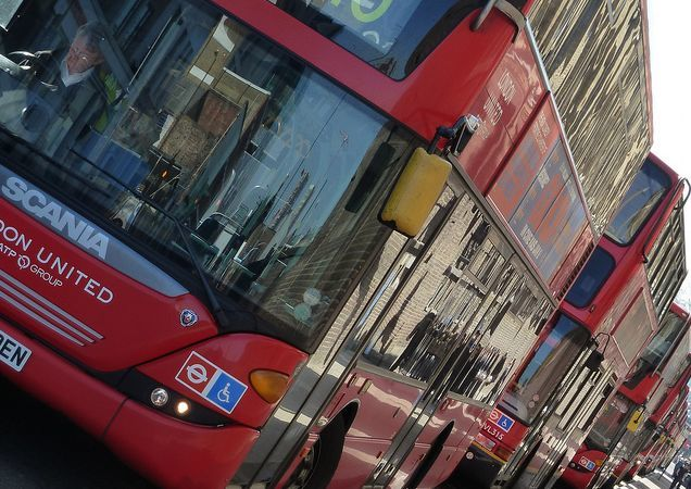 Negotiations To Avoid Tomorrow's London Bus Strike