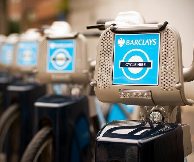 Barclays Libor Scandal Raises Cycle Hire Sponsorship Questions