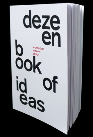 The Dezeen Book of Ideas