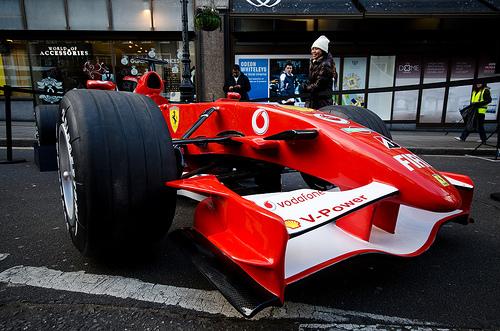 London Grand Prix: A Road Track To Rival Monaco