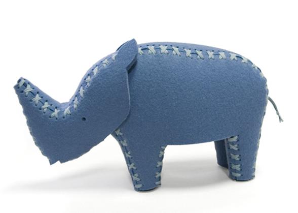 Formverleih Rhino by Daniel Böttcher and Marlene Schroeder