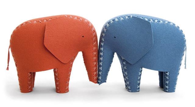 Lovely Formverleih Elephants. So cute