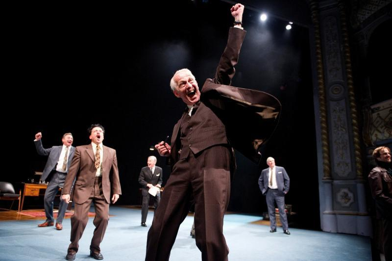 Theatre Review: Democracy @ Old Vic