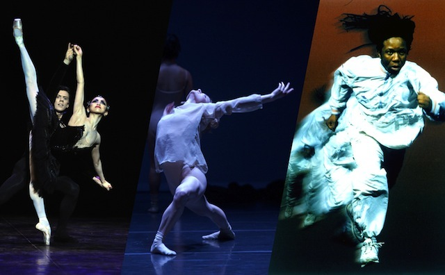 Dance Preview: Sadler's Wells Sampled @ The Peacock Theatre