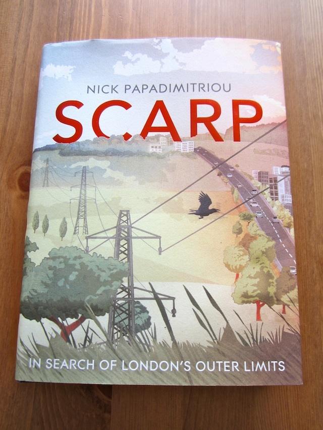 Book Review: Scarp By Nick Papadimitriou